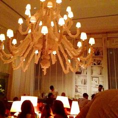 The Bazaar By Jose Andres At Sls Hotel In Miami Beach Fl