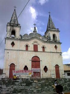 Igreja Santo Antônio - Limoeiro/PE