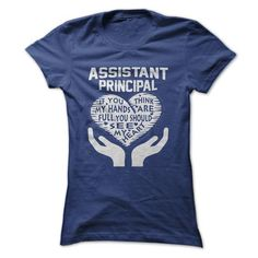 ASSISTANT PRINCIPAL T-SHIRTS, HOODIES (19$ ==► Shopping Now) #assistant #principal #shirts #tshirt #hoodie #sweatshirt #giftidea