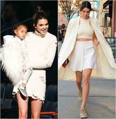Todos os looks inspiradores da Kendall Jenner