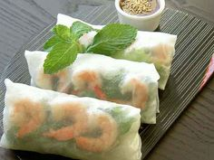 Appetizer - Thai Spring Roll