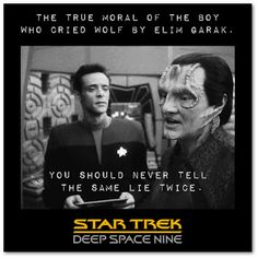 Elim Garak, everyone