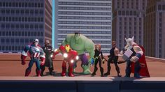 You can now watch Disney movies on Android devices anywhere, anytime.  Disney-infinity-marvel-super-heroes  4.11. 2014, NCO eCommerce, www.netkaup.is