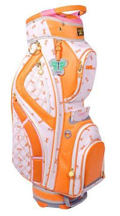 Sporty, feminine and fun, LilyBeth Golf introduces our premium designer golf bags