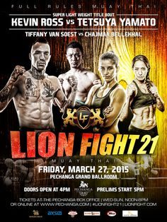 Lion Fight 21 Features Star-Studded Lineup for History-Making Debut at Pechanga Resort Casino - See more at: http://www.addisonsportsmedia.com/2015/01/lion-fight-21-features-star-studded-lineup-for-history-making-debut-at-pechanga-resort-casino/#sthash.O4gupauM.dpuf