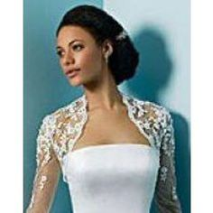 In case of a chill: bridal jacket for Beautiful Bride, Tartan, Bridal, Wedding Dresses, Lace, Wedding Stuff, Chill, Google Search, Women