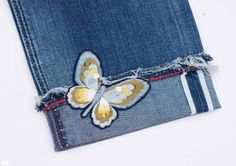 ONE DENIM Women's Embroidered Jeans & Shorts Review | The Jeans Blog
