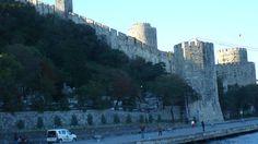 Murallas de Constantinopla - Nov 4, 2015