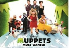 Der neue: Muppets Most Wanted
