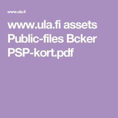 www.ula.fi assets Public-files Bcker PSP-kort.pdf