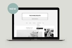 cool Responsive Blogger Template - Wine R