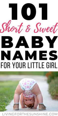 Looking for a super short, but adorable baby name? This sweet one syllable names for girls will help you find the perfect name for your little girl! Makes a great first name, or middle name! Short Girl Middle Names, Simple Girl Names, Short Baby Girl Names, Strong Girl Names, Unique Middle Names, Sweet Girl Names, List Of Girls Names, Pretty Girls Names, Middle Names For Girls