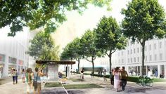 OKRA - rethink athens  #urban design #community #city:
