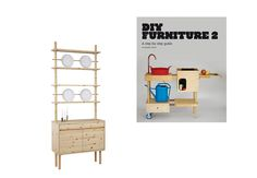 DIY Furniture 2 offers instructions and inspiration for furniture making.
