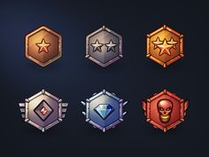 Badges for Online Game