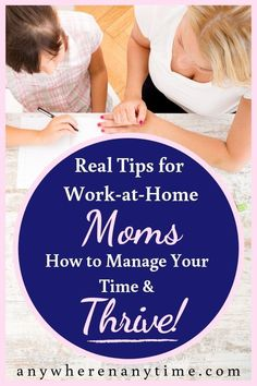 Do you need a more organized working mom schedule? A little overwhelmed with work and family? Here are 8 real tips for working moms at home. Working Mom Schedule, Family Schedule, Working Mom Tips, Online Work From Home, Work From Home Business, Work From Home Moms, Business Ideas, New Parent Advice, Mom Advice