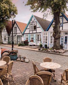 """Bjørn H. on Instagram: """"The seaside resort of Warnemünde is also a district of Rostock, a northern German city. Warnemünde is really nice for taking a walk along…"""""""