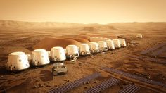 Unmanned Mars One mission to blast off with experiments (and ads) in tow
