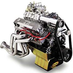 32 Best SMALL BLOCK CHEVY images in 2019 | Car engine, Chevy