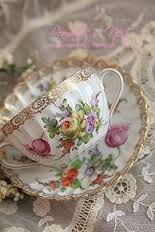 beautiful flowers cup