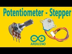 Arduino Tutorial - Stepper Motor Control with Potentiometer - YouTube