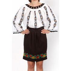 Waist Skirt, High Waisted Skirt, Sd, Floral, Skirts, Veronica, Fashion, Embroidery, Moda