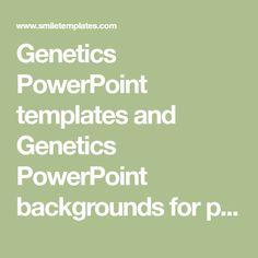 Free genetics biochemistry powerpoint theme genetics powerpoint genetics powerpoint templates and genetics powerpoint backgrounds for presentations ready to download including genetics powerpoint toneelgroepblik Image collections