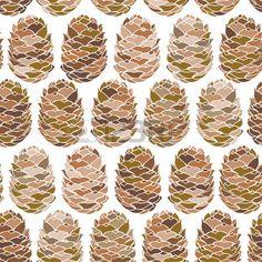 Patr�n sin fisuras con los conos photo