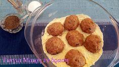 Κεφτεδάκια με Σύγκλινο Μάνης σε σάλτσα τυριών - Γιαγιά Μαίρη Εν Δράσει Muffin, Breakfast, Food, Morning Coffee, Eten, Cupcakes, Muffins, Meals, Morning Breakfast