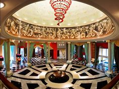 MONTEGO BAY, Jamaica -- After a chilled-towel-and-mimosa welcome in the pillared, marble-floored lobby of the IBEROSTAR Grand Hotel Rose Hall
