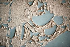 Photographer-Lucy Shires This piece of work shows texture through the paint peeling on the wall.