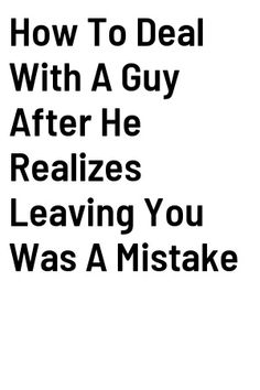 How To Deal With A Guy After He Realizes Leaving You Was A Mistake Zodiac Mind, Zodiac Love, Take You For Granted, Zodiac Traits, You Deserve Better, Love Tips, Dating Tips, Life Goals, Relationship Advice
