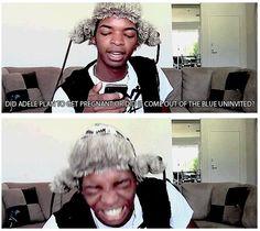 Omg Kingsley. I loved this webisode