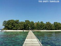 Pulau Cilik, Karimunjawa. The best island in Java!