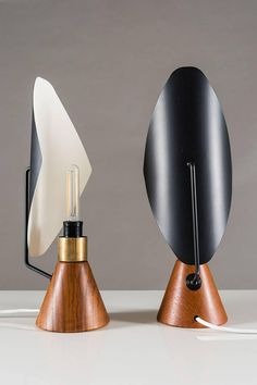For Sale on - Pair of Scandinavian table lamps by Svend Aage Holm-Sørensen from the Mid-Century Modern era. Cafe Industrial, Industrial Interiors, Industrial Restaurant, Industrial Apartment, Industrial Bathroom, Industrial Living, Industrial Farmhouse, Industrial Furniture, Industrial Style