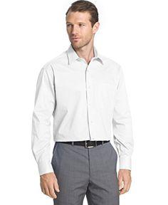 Tommy Hilfiger Mens Non Iron Regular Fit Point Collar Dress Shirt  #shirts #dress #mensshirt #clothing #fashion #formalshirt