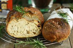 Italian Rosemary Bread @Angie/Angie's Recipes