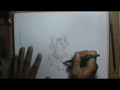 Curso de dibujo a lápiz cap. 21 (Tela, ropa y dobleces) capítulo final.