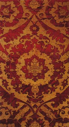 Pomegranate Velvet, Venice, late 15th century