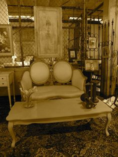 Vintage Furniture Antique Washington DC | Showroom