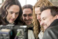S3 Versailles filming begins yay
