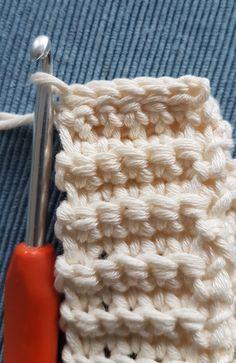 Wildes supermjuka, sömlösa Pippitröja! | Stitches and Supper Baby Knitting Patterns, Stitches, Diy And Crafts, Crochet, Men, Dots, Crochet Hooks, Sewing Stitches, Crocheting