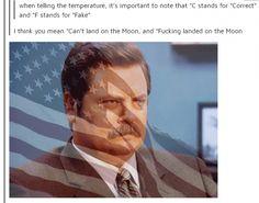 Celsius v. Fahrenheit