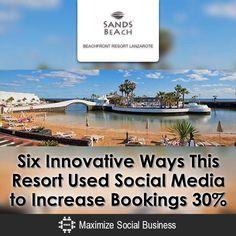 Six Innovative Ways This Resort Used Social Media to Increase Bookings 30%  // SEO Services wie Keyword Research, OnPage SEO und Backlink Buildung bekommt Ihr bei http://www.ranking-verbessern.ch