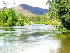 South Fork of the American River in Lotus, California.