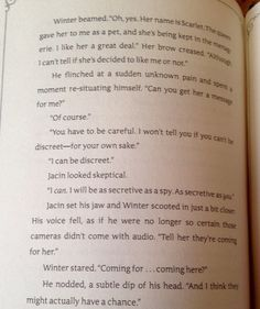 Winter <3 CAN'T WAIT FOR THIS TO COME OUT!! I'M DYING
