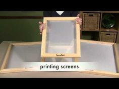 Screen Printing: The 4 Basic Techniques