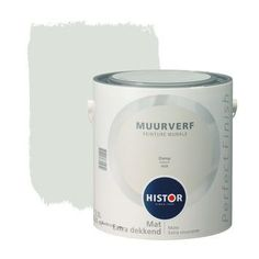 Histor Perfect Finish muurverf mat damp 2,5 l kopen? Verfraai je huis & tuin met Muurverf kleur van KARWEI