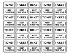 ticket template 91 free word excel pdf psd eps formats download pinterest ticket template template and pdf