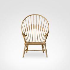 Poltrona Peacock Chair / Hans Wegner